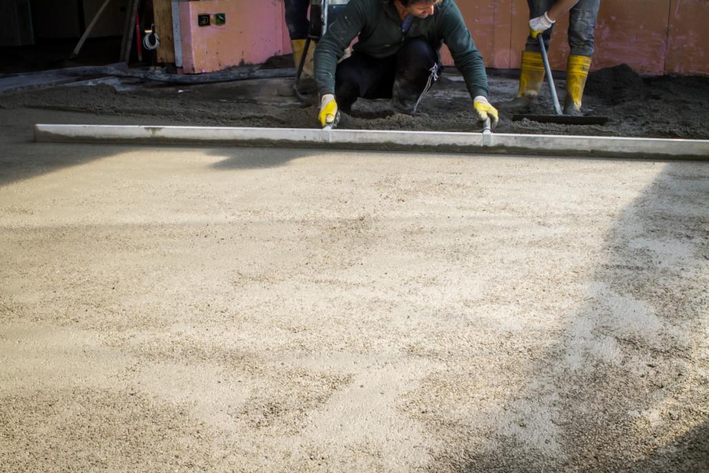 Massetti sabbia cemento